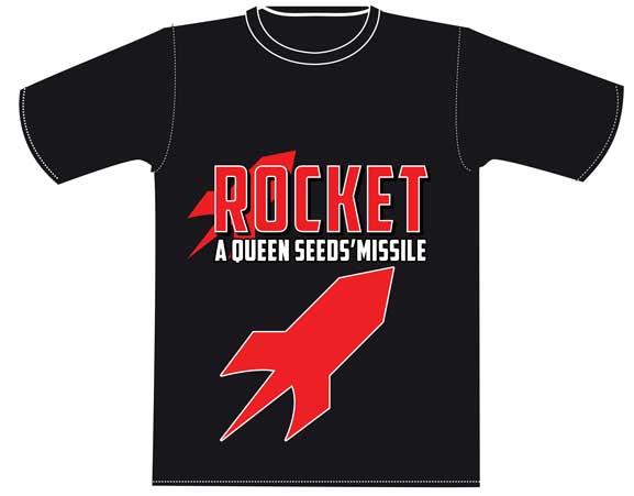Rocket - Tshirt